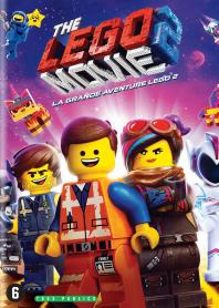 Inlay van The Lego Movie 2: The Second Part