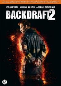 Inlay van Backdraft 2: Fire Chaser