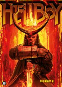 Inlay van Hellboy