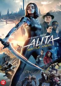 Inlay van Alita: Battle Angel