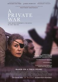 Inlay van A Private War