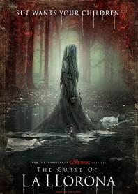 Inlay van The Curse Of La Llorona