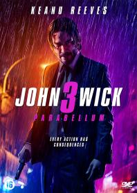 Inlay van John Wick 3