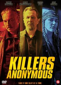 Inlay van Killers Anonymous
