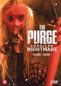Inlay van The Purge, Seizoen 1