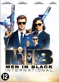Inlay van Men In Black: International