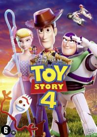 Inlay van Toy Story 4