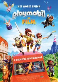 Inlay van Playmobil: De Film