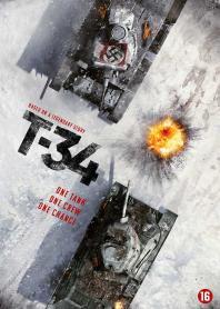 Inlay van T-34
