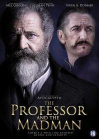 Inlay van The Professor And The Madman