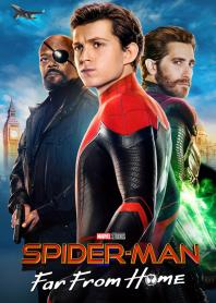 Inlay van Spider-man: Far From Home