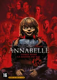 Inlay van Annabelle Comes Home