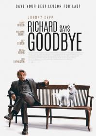 Inlay van Richard Says Goodbye