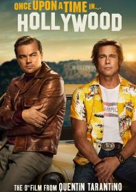 Inlay van Once Upon A Time In Hollywood