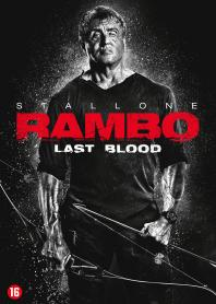 Inlay van Rambo - Last Blood