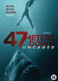 Inlay van 47 Meters Down: Uncaged