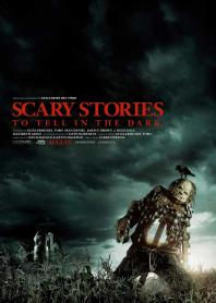 Inlay van Scary Stories (to Tell In The Dark)