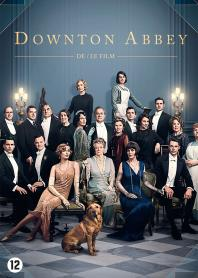 Inlay van Downton Abbey De Film