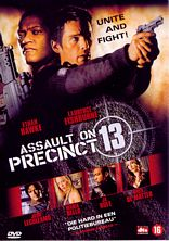 Inlay van Assault On Precinct 13