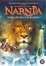 Inlay van The Chronicles Of Narnia: The Lion, The Witch And The Wardrobe