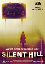 Inlay van Silent Hill