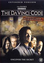 Inlay van The Da Vinci Code