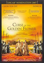 Inlay van Curse Of The Golden Flower