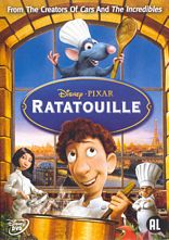 Inlay van Ratatouille