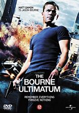 Inlay van The Bourne Ultimatum