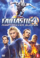 Inlay van Fantastic 4 Rise Of The Silver Surfer