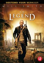 Inlay van I Am Legend