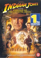 Inlay van Indiana Jones And The Kingdom Of The Crystall Skull
