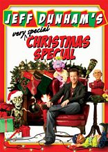 Inlay van Jeff Dunham Very Special Christmas Special