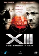 Inlay van XIII - The Conspiracy