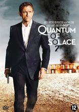 Inlay van Quantum of Solace