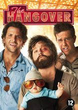 Inlay van The Hangover