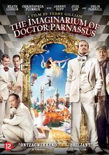 Inlay van The Imaginarium Of Doctor Parnassus