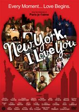 Inlay van New York: I Love You
