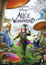 Inlay van Alice In Wonderland