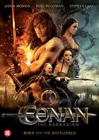 Inlay van Conan The Barbarian
