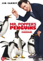 Inlay van Mr. Popper's Penguins