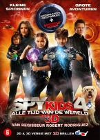 Inlay van Spy Kids 4 - 3d : All The Time In The World