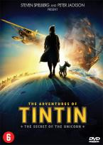 Inlay van The Adventures Of Tintin: The Secret Of The Unicorn