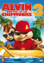 Inlay van Alvin And The Chipmunks 3 : Chipwrecked