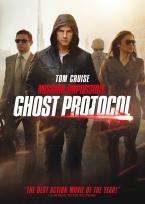 Inlay van Mission: Impossible - Ghost Protocol
