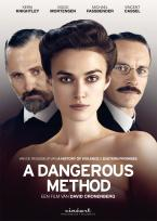 Inlay van A Dangerous Method
