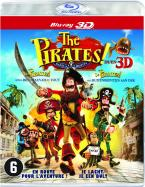 Inlay van The Pirates: Band Of Misfits / 3d-bd