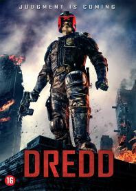 Inlay van Dredd 3d
