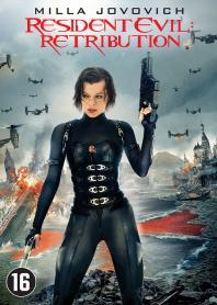 Inlay van Resident Evil: Retribution