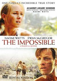 Inlay van The Impossible